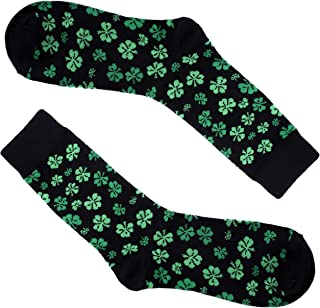 Men's St. Patricks Day Socks - Choice of Style and Color St. Pattys