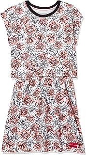 Calvin Klein girls Girls' Tee Shirt Dress Casual Dress