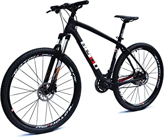 BEIOU Carbon 29 Inch Mountain Bike 29er Hardtail Bicycle 2.10