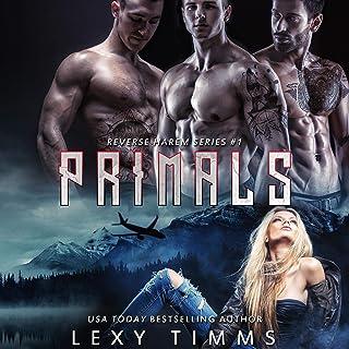 Primals: Reverse Harem Paranormal Shifter Romance (Reverse Harem Series, Book 1)