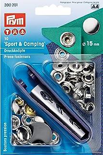 Botones pres.sport 15mm lt. plat.+herra.