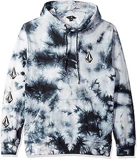 Volcom Men's Deadly Stones Hooded Fleece Pullover Sweatshirt