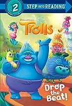 Drop the Beat! (DreamWorks Trolls) (Step into Reading)
