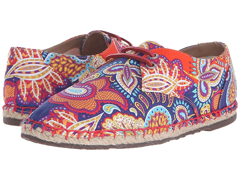 Sebago Darien Lace Up (Persia Liberty Print) Women