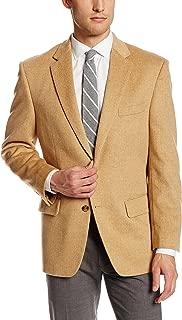 Men's Cotter Camel Hair Sport Coat