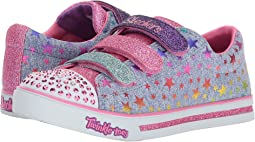 SKECHERS KIDS - Sparkle Glitz 10917L Lights (Little Kid/Big Kid)
