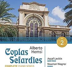 Coplas sefardíes, Op. 34: No. 4, Morenica a mi me llaman