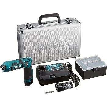マキタ ペン型インパクトドライバTD022(7.2V)青 トルク25Nm 1.5Ahバッテリ2本・充電器付 TD022DSHX