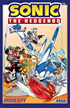 Sonic the Hedgehog Vol. 5: Crisis City (Sonic The Hedgehog (2018-)) (English Edition)