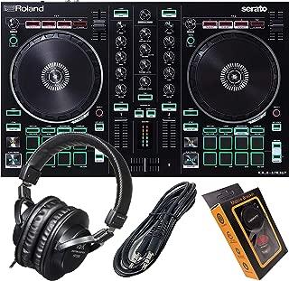 Roland DJ Controller, DJ-202 (DJ202+HP2000+AUX+MAGNET)