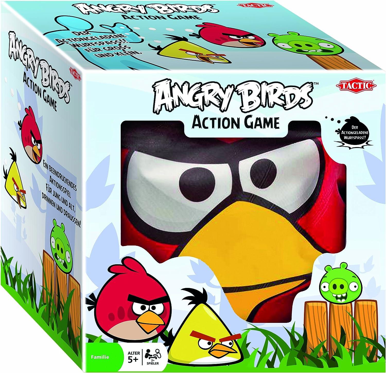 grandes precios de descuento Tactic Juegos 40553 Angry Angry Angry Birds - Juego de los Angry Birds  Envío rápido y el mejor servicio