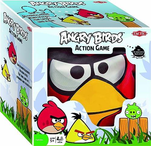envío gratis Tactic Games 40553 Angry Birds - Juego Juego Juego de los Angry Birds  autorización