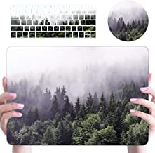DEENAKIN Only Compatible with Older Version MacBook Pro 13 inch Case [Release 2012-2015],[Model: A1502 / A1425],Shock-Proof Plastic Hard Shell Protective Case with Keyboard Cover Mouse Pad