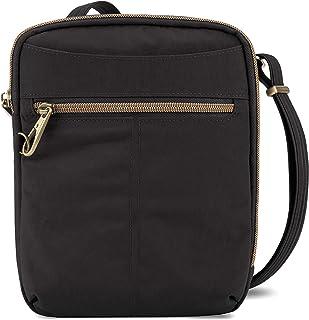 Travelon Anti-Theft Signature Slim Day Bag, Black, One Size