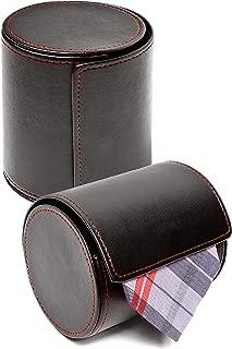 necktie travel roll