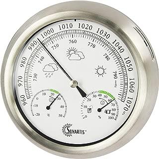 Sunartis THB367 - Estación meteorológica para Exterior de