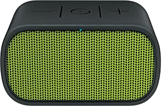 UE Mini Boom Wireless Bluetooth Speaker - Yellow