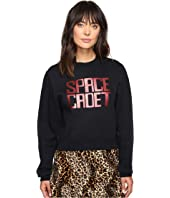 HOUSE OF HOLLAND - Space Cadet Foil Print Sweatshirt