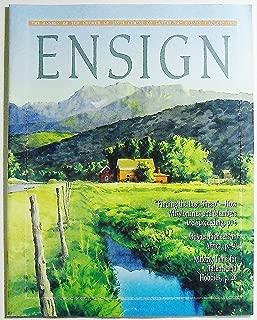 Ensign Magazine, Volume 20 Number 8, August 1990