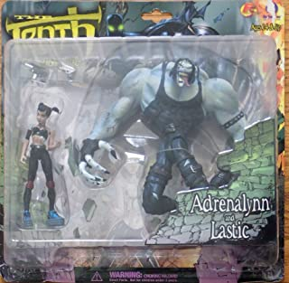 The Tenth Action Figures: Adrenalynn and Lastic