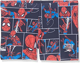Speedo Boy's Marvel Spiderman Aqua Shorts