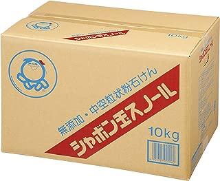 【大容量】 泡玉 雪花(粉香皂) 10kg 1個 1