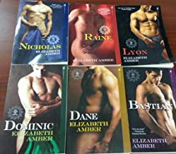 Lords of Satyr Set - Books 1-6 - Nicholas, Raine, Lyon, Dominic, Dane and Bastian