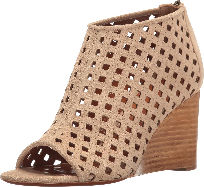 Aquatalia Aquatalia Aquatalia kvinnor Nikita mocka Wedge Sandal  försäljning online