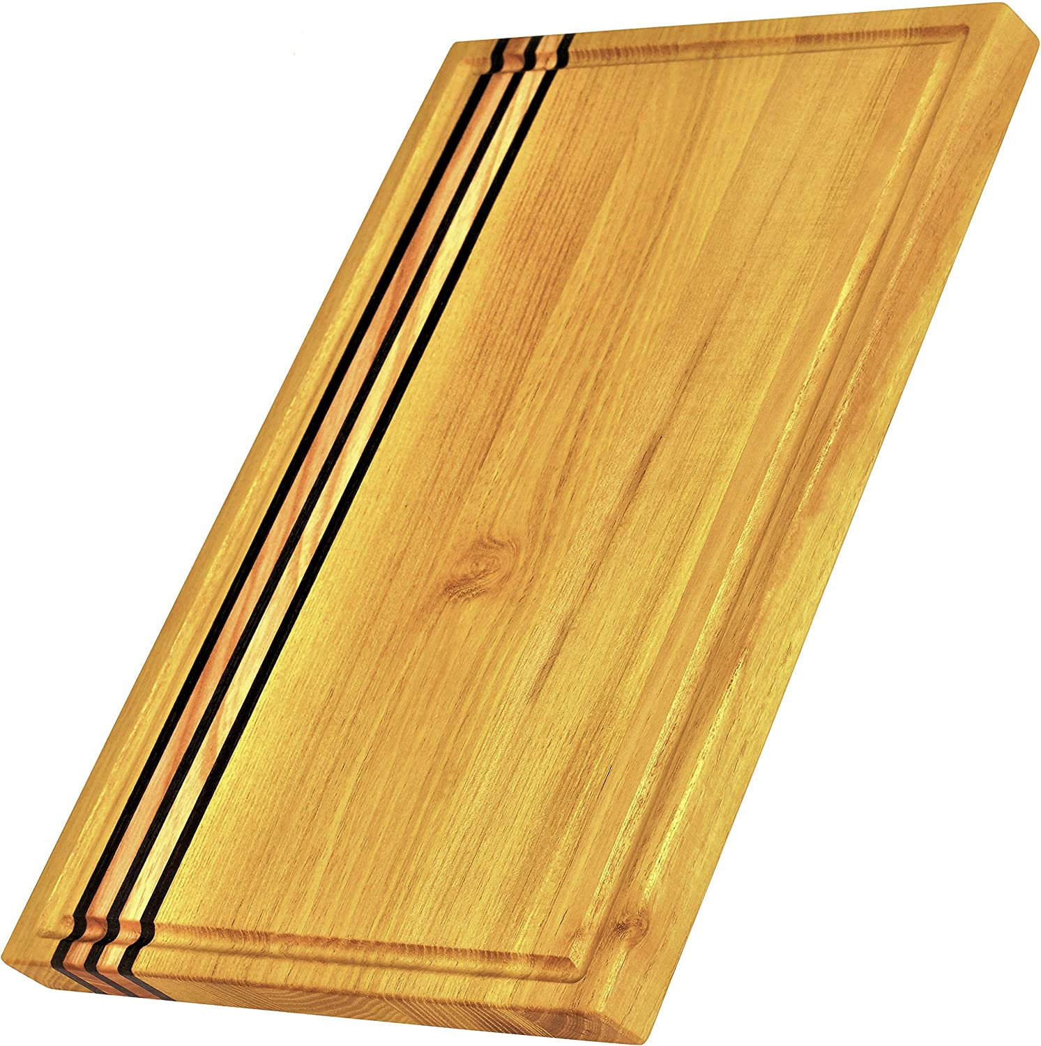 Large Multipurpose Wood New life Cutting Board Ranking TOP11 Acacia: 16x10x0. From Made