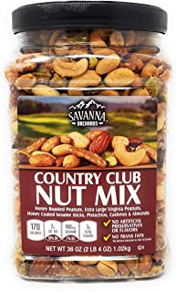 Savanna Orchards Country Club Nut Mix