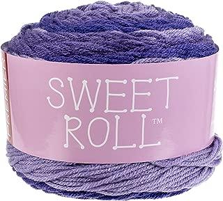 Premier Yarns 1047-01 YARN SWEET ROLL-GRAPE Purple