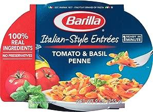 Barilla Italian-Style Entrees, Tomato & Basil Penne, 9 Ounce
