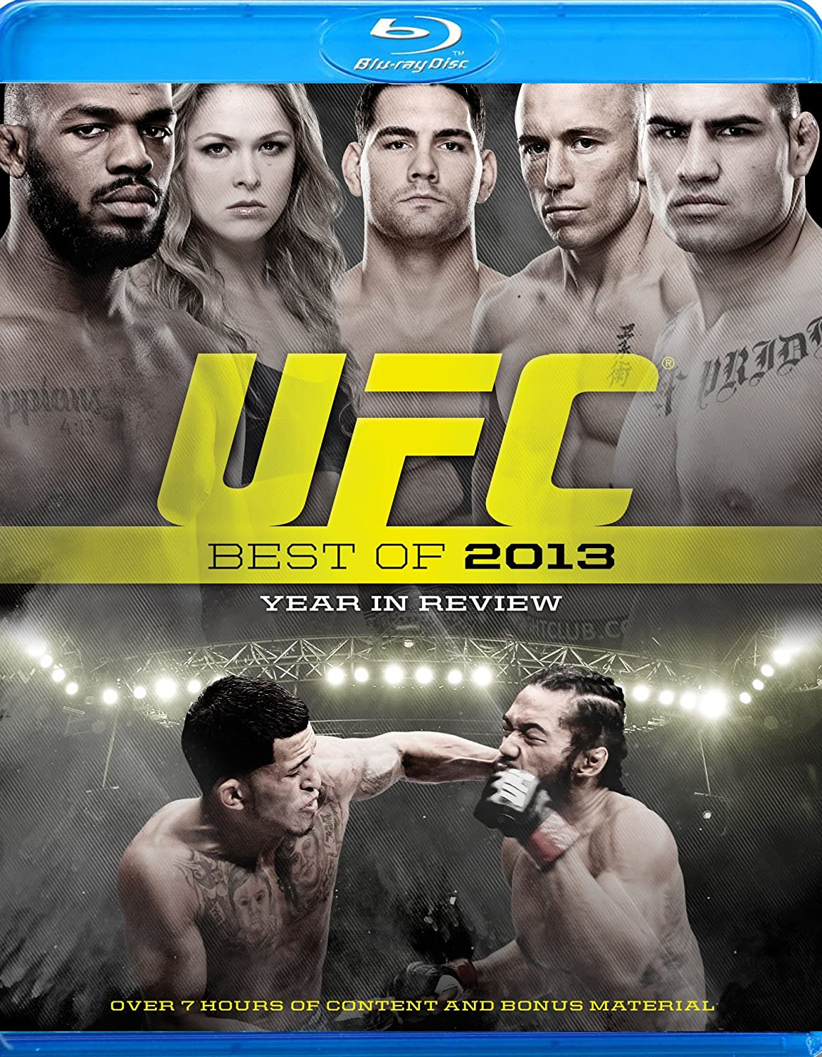 UFC: price Best of Be super welcome 2013