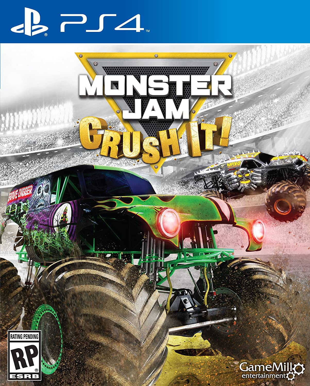 Monster sold out Jam Crush It PlayStation 4 - Max 87% OFF