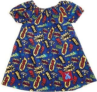 Bailey Bug 婴幼儿漫画书农民连衣裙 多种颜色 3-6 个月