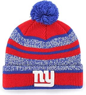 3e12574abe6 OTS NFL Adult Men s NFL Huset Cuff Knit Cap with Pom