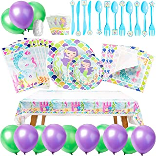 disney little mermaid party supplies
