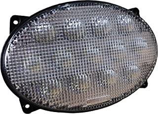 John Deere Tractor High/Low Beam LED Inner Headlight (Fits Models: 7630, 7720, 7730, 7820, 7830, 7920, 7930, 8120, 8130, 8220, 8230, 8320, 8330, 8420, 8430, 8520, 8530   John Deere Sprayers: 4730 +)