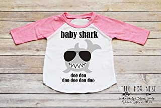 856b17bca Shark Shirt, Baby Shark, Shark Birthday, Shark Gift, Mommy Shark