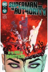 Superman and the Authority (2021-) #3 Kindle Edition