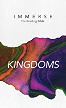Immerse: Kingdoms (Immerse: The Reading Bible)