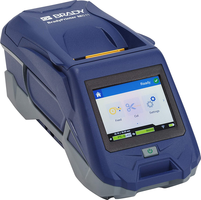 Brady M611 Mobile Label Printer Great interest Industrial Rugged - overseas Printe