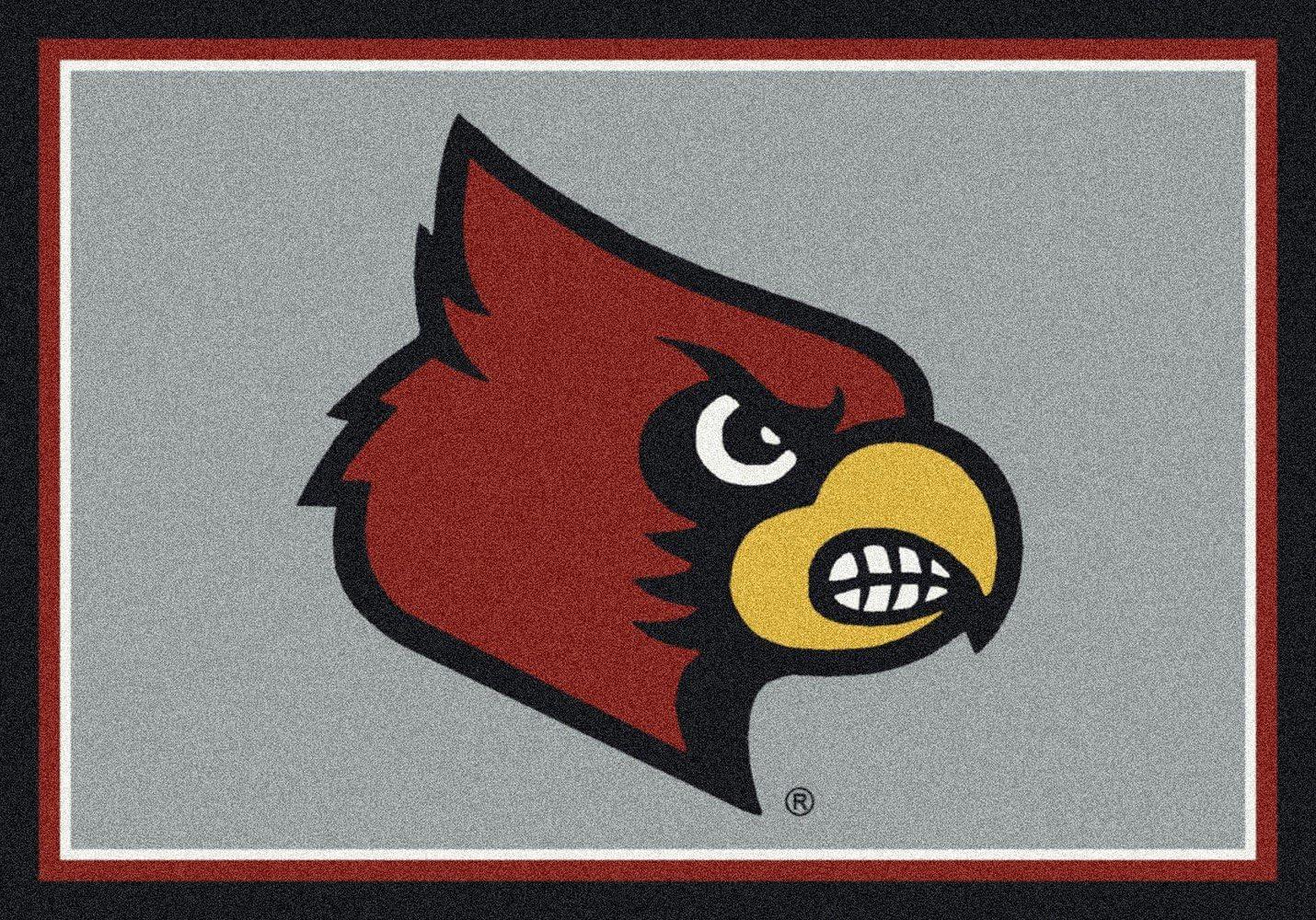 American Floor Mats Louisville Cardinals 4 years warranty NCAA Spiri Team College Popular brand in the world