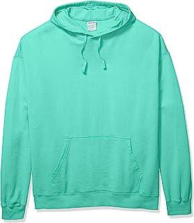 Hanes Men`s Comfortwash Garment Dyed Fleece Hoodie Sweatshirt