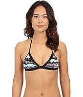 Vitamin A Swimwear - Leila Halter Bralette Top