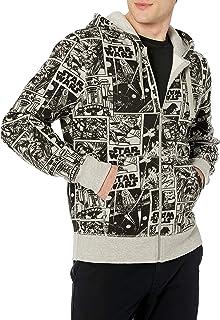 Amazon Essentials Men's Do Not Use-Full-Zip Hooded Fleece Sweatshirt