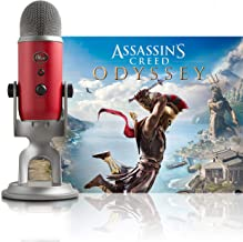 Blue Yeti Assassin's Red + Assassin's Creed Odyssey Bundle