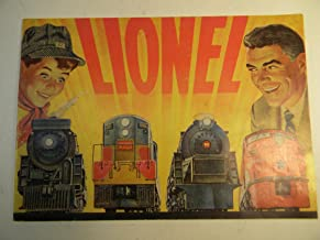 lionel 1954 catalog