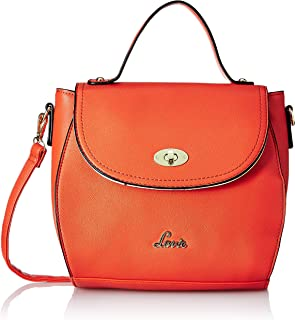 Lavie Spring-Summer 2019 Women's Handbag (Orange)