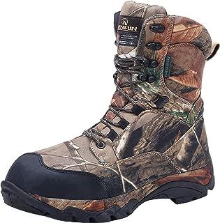 Men's camo Waterproof Lightweight Hunting Boots